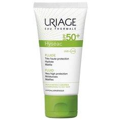 Uriage эмульсия Hyseac солнцезащитная, SPF 50, 50 мл, 1 шт