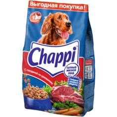 Сухой корм для собак Chappi говядина, с овощами, с травами 2.5 кг
