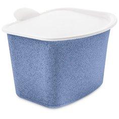 Контейнер для пищевых отходов BIBO Organic синий Koziol
