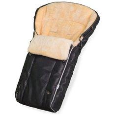 Конверт в коляску Esspero Lukas Lux (натуральная 100% шерсть) (Black)