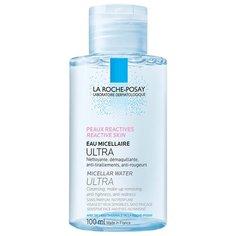 La Roche-Posay мицеллярная вода для чувствительной и склонной к аллергии кожи лица и глаз Ultra Reactive, 100 мл