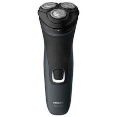 Электробритва Philips S1133 Series 1000, темно-серый