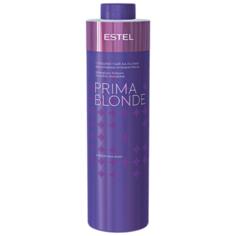 Estel Professional бальзам Prima Blonde Серебристый для холодных оттенков блонд для светлых волос, 1000 мл
