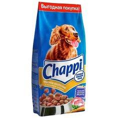 Сухой корм для собак Chappi Мясное изобилие, мясное ассорти, с овощами, с травами 15 кг