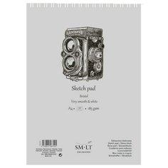 Альбом для эскизов Smiltainis Authentic Bristol 29.7 х 21 см (A4), 185 г/м², 50 л.