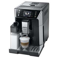 Кофемашина DeLonghi PrimaDonna Class ECAM550.65.SB, черный/серебристый