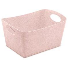 Контейнер для хранения BOXXX M Organic 3,5 л розовый Koziol