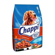 Сухой корм для собак Chappi говядина 2 шт. х 2.5 кг
