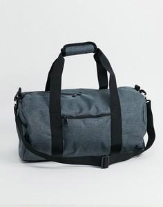 Серая спортивная сумка Penguin lodge-Серый