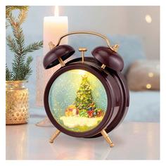Светильник Neon-Night Home Часы фор.:часы 2лам. ПВХ/медь (501-162)