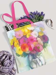 Сумка женская JoyArty Ваза цветов