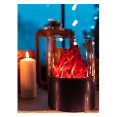 Светильник Neon-Night Home Лава фор.:камин 10лам. ПВХ/медь (511-035)