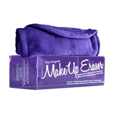Умная материя MakeUp Eraser для снятия макияжа Фиолетовая