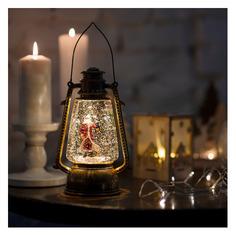 Светильник Neon-Night Home Санта Клаус фор.:дед мороз 2лам. ПВХ/медь (501-066)