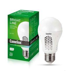 Светодиодный аккумуляторный светильник с цоколем E27 Camelion LA-115