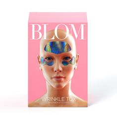 Патчи Blom для лица Wrinkle Tox Bloom