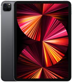 Планшет Apple iPad Pro 11 (2021) 256GB Wi-Fi+Cellular Space Grey (MHW73RU/A)