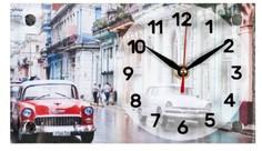 """Часы настольные """"Улица Италии"""", 22х13х2,5 см Arte Nuevo"""
