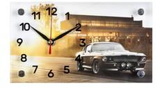 "Часы настольные ""Mustang Shelby"", 22х13х2,5 см Arte Nuevo"