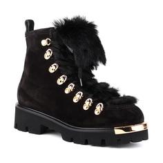 Ботинки женские Baldinini T0305 черные 36 RU