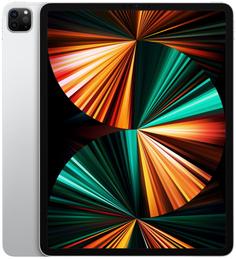 Планшет Apple iPad Pro 12.9 (2021) 256GB Wi-Fi Silver (MHNJ3RU/A)