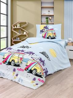 Подростковое постельное белье из люксовой бязи KARNA SANDY 2-спальное