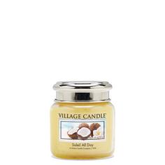 "Ароматическая свеча Village Candle ""Soleil All Day"", маленькая/4030107"
