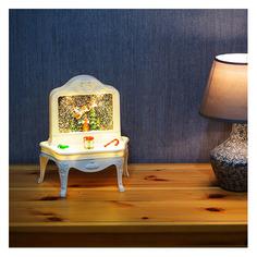 Светильник Neon-Night Home Столик фор.:стол 6лам. ПВХ/медь (501-064)