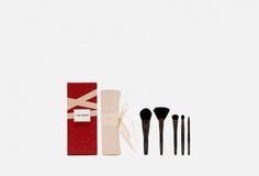 Набор кистей для макияжа в чехле Laura Mercier
