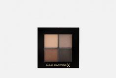 4-х цветные тени для век MAX Factor