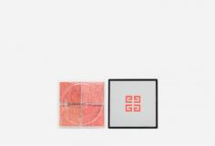 Рассыпчатые четырехцветные румяна для лица Givenchy