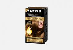 Стойкая краска с маслом-активатором Syoss