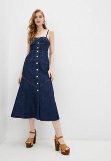 Платье джинсовое Pinko