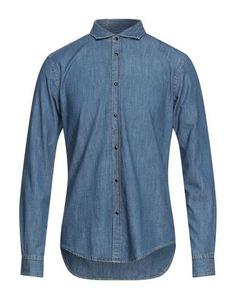 Джинсовая рубашка Saint Paul
