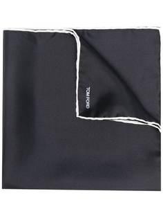 TOM FORD платок-паше с логотипом