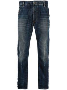 Diesel зауженные джинсы Krooley