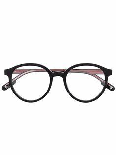 Kenzo очки в глянцевой круглой оправе