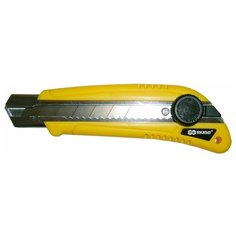 Нож с выдвижным лезвием 25мм L-58 SKRAB 26740