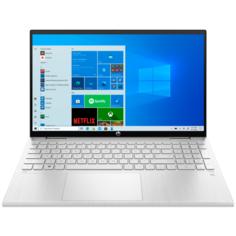 "Ноутбук HP PAVILION x360 15-er0003ur (Intel Core i3 1125G4 2000MHz/15.6""/1920x1080/8GB/512GB SSD/Intel UHD Graphics/Windows 10 Home) 3B2W2EA, естественный серебристый"