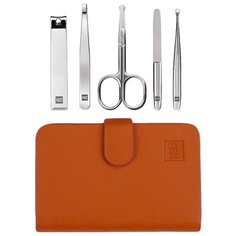 Маникюрный набор Xiaomi Huo Hou Stainless Steel Nail Clippers (5 in 1)