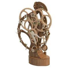 Сборная модель СВмодель Настольные/каминные деревянные часы, сборная модель, Масштаб 1:1, C7003