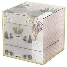 Фоторамка-куб Umbra Ice Frame, матовая латунь (1013709-221)