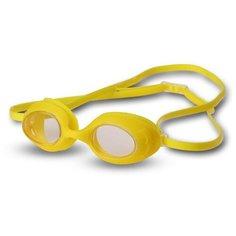 Очки для плавания детские INDIGO SCAT 2667-4 Желтый