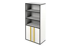 Шкаф для документов комбинированный Rk2-700 Hoff