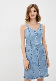 Платье джинсовое Zolla