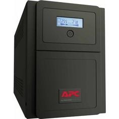 ИБП APC Easy-UPS SMV1000CAI 700Вт 1000ВА черный A.P.C.