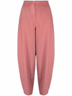 Aeron зауженные брюки Amrita с завышенной талией