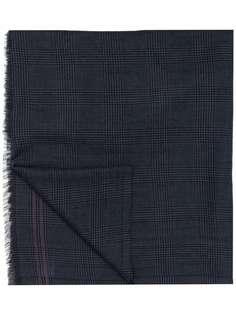 Brunello Cucinelli кашемировый шарф с бахромой