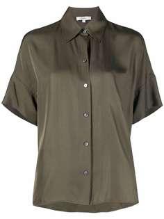 Vince рубашка с короткими рукавами