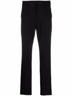 Emporio Armani зауженные брюки с завышенной талией